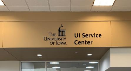 UI Service Center